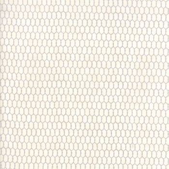 Moda Fabrics ~ HomeGrown ~ Chicken Wire Whitewash