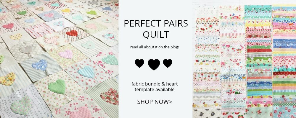 Perfect Pairs Quilt Home