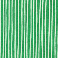 Lecien Fabric ~ L's Modern Basics ~ Rough Stripe Green