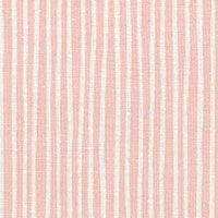 Lecien Fabric ~ L's Modern Basics ~ Rough Stripe Pale Pink