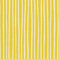 Lecien Fabric ~ L's Modern Basics ~ Rough Stripe Yellow