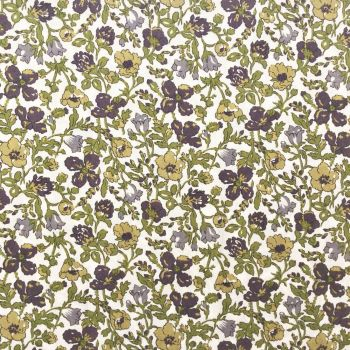 Liberty of London ~ Tana Lawn ~ Meadow F