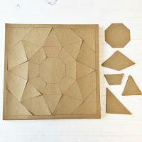 'Make it' Sarah's Queens Walk Quilt Complete Paper Piece Kit