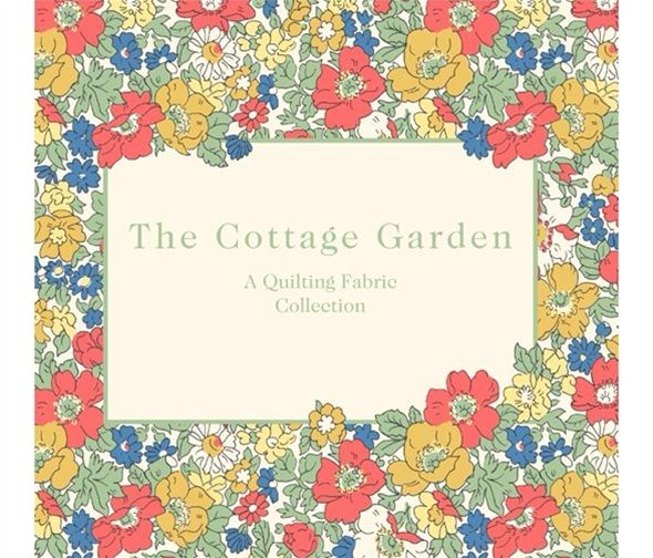 Liberty of London ~ The Cottage Garden