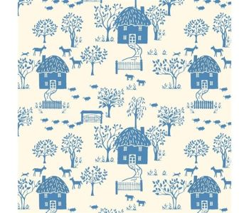 Liberty of London ~ The Cottage Garden ~ Cottage Lane  616Y