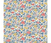 Liberty of London ~ The Cottage Garden ~ Forget me not 612X