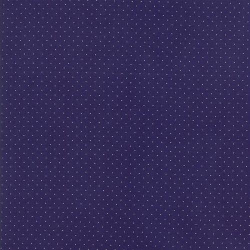 Moda Fabrics ~ Provencal ~ Pin Dot Navy