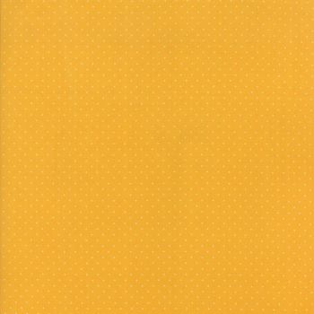 Moda Fabrics ~ Provencal ~ Pin Dot Yellow