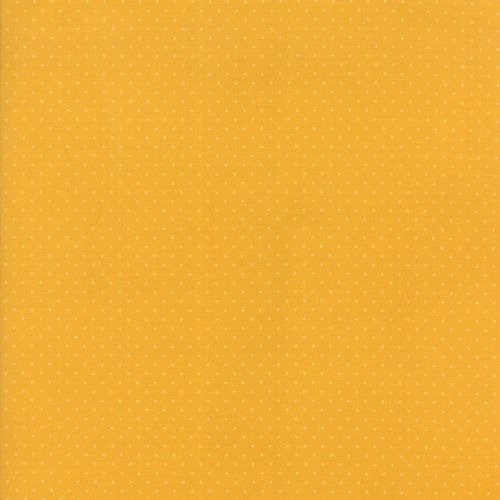 Moda Fabrics ~ Provencal ~ Pin Dot Yellow