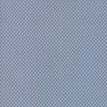 "Moda Fabrics ~ Victoria ~ 108"" Wide Picnic Check Blue Eyes (HALF METRE)"
