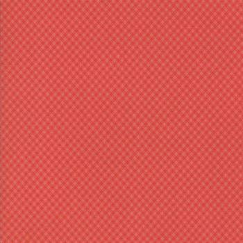 """Moda Fabrics ~ Victoria ~ 108"""" Wide Picnic Check Rouge (HALF METRE)"""