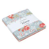 Moda Pre-cuts ~ Charm Pack ~ Victoria