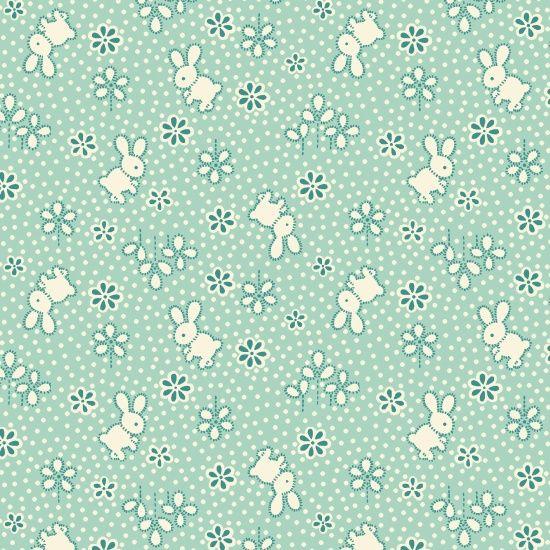 Henry Glass & Co ~ Nana Mae ~ Bunny Toss Aloe