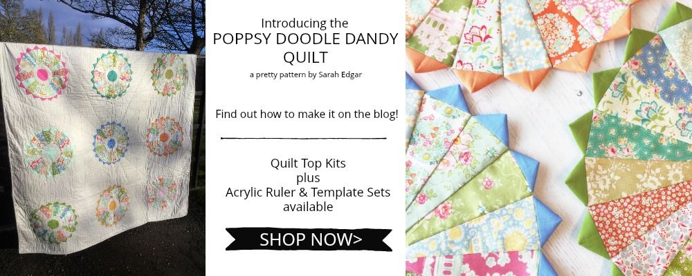 web Poppsy Doodle Dandy Quilt