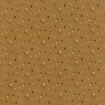 Moda Fabrics ~ Yucatan ~ Ditsy Triangle Earthenware