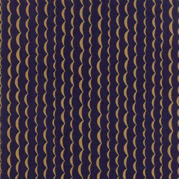 Moda Fabrics ~ Yucatan ~ Wave Night Sky