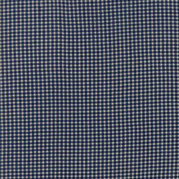 Moda Fabrics ~ Evelyn's Homestead 1880-1900 ~ Everyday Gingham Indigo