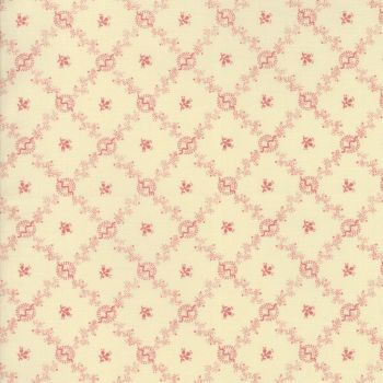 Moda Fabrics ~ Evelyn's Homestead 1880-1900 ~ Homestead Porcelain Primrose