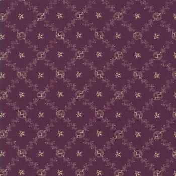 Moda Fabrics ~ Evelyn's Homestead 1880-1900 ~ Homestead Wild Lupine