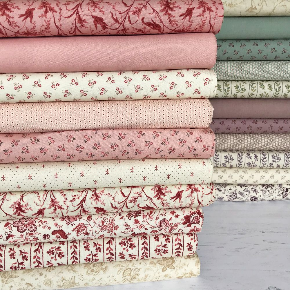 Moda Fabric ~ Jardin de Versailles