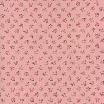 Moda Fabric ~ Jardin de Versailles ~ Rose in Pale Rose