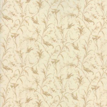 Moda Fabric ~ Jardin de Versailles ~ La Voie in Pearl