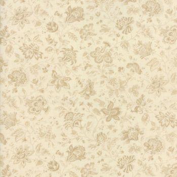 Moda Fabric ~ Jardin de Versailles ~ Le Prunier in Pearl