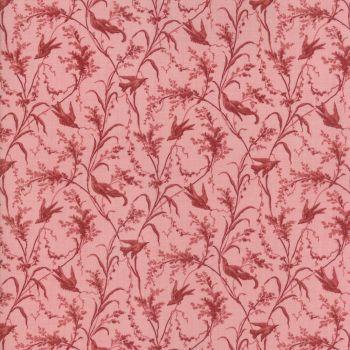 Moda Fabric ~ Jardin de Versailles ~ La Voie in Pale Rose