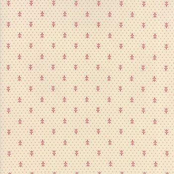 Moda Fabric ~ Jardin de Versailles ~ Capanule in Pearl