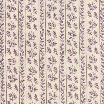 Moda Fabric ~ Jardin de Versailles ~ Pelouse in Lavender