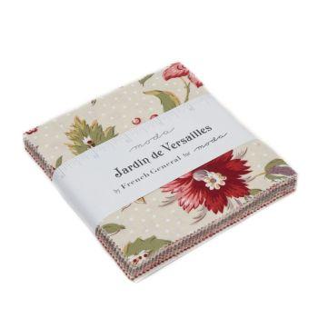 Moda Pre-cuts ~ Charm Pack ~ Jardin de Versailles