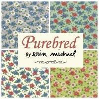 Moda Fabric ~ Purebread