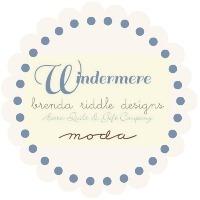 Moda Fabric ~ Windermere