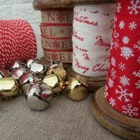 Christmas Ribbons and Trims