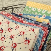 Fabric Fat Quarters and Metreage