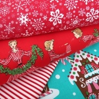 Holiday and Seasonal Fabrics