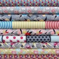 Moda Fabric ~ Gardenvale