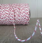 'Divine' Bakers Twine ~ Cherry