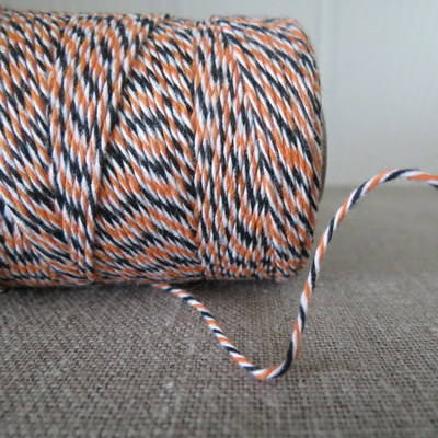 Halloween 'Divine' Bakers Twine