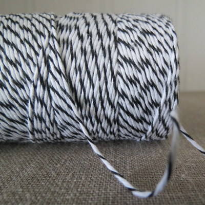Licorice 'Divine' Bakers Twine