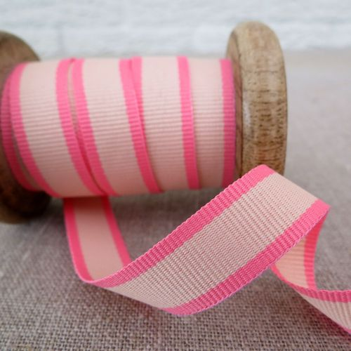 Ebony and Ivory Ribbon ~ Hoola Hoop