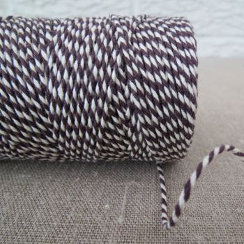 Beautiful Bakers Twine ~ Chocolate Brown