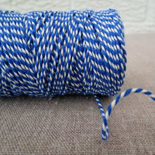 Beautiful Bakers Twine ~ Oxford Blue