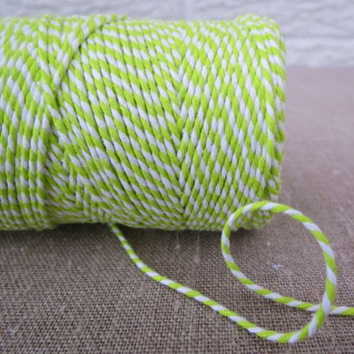 Beautiful Bakers Twine ~ Spring Green