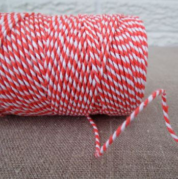 Beautiful Bakers Twine ~ Strawberry