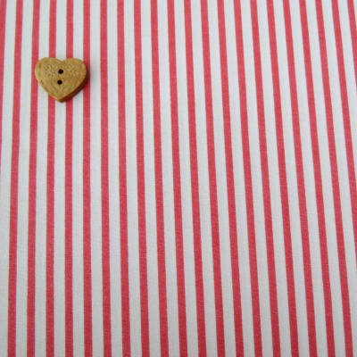 Sevenberry Fabric ~ Stripe in Pink