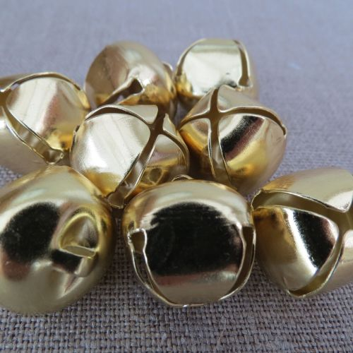 Gold Bells ~20mm
