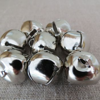 Silver Bells ~20mm