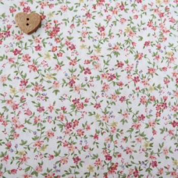 Sevenberry Fabric ~ Spray Flowers