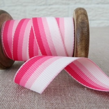 Ebony and Ivory Ribbon ~ Tutu